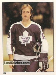 Pat Hickey (Toronto Maple Leafs)