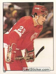 Jim Korn (Detroit Red Wings)