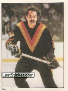 Harold Snepsts (Vancouver Canucks)