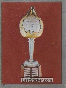 Hart Trophy (1980-81 Leaders)