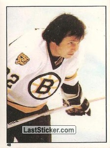 Brad Park (Boston Bruins)