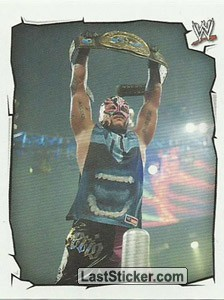 Rey Mysterio (WWE Intercontinental Title)