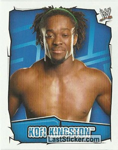 Kofi Kingstons (The Best of SmackDown)