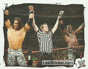 R-Truth and Morrison (The Best of RAW)