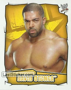 David Otunga (The Best of NXT)