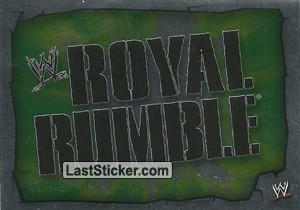 Royal Rumble Logo (Royal Rumble)