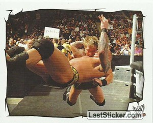 Jack Swagger vs randy Orton (Extreme Rules)
