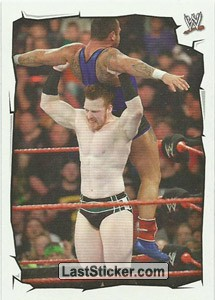 Sheamus vs Santino Marella (The Best of RAW)