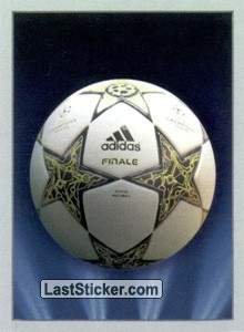 UEFA Champions League Official Ball (Fixtures 2012 2013)