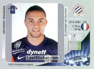 Anthony Mounier (Montpellier Hérault SC)