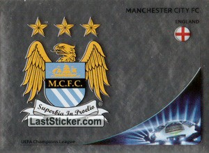 Manchester City FC Badge (Manchester City FC)