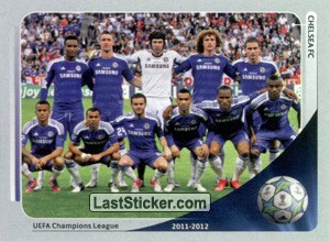 UEFA Champions League 2011/12 Chelsea FC (UEFA Champions League Road to Munich 2012)