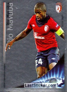 Rio Mavuba - Key Player (LOSC Lille)