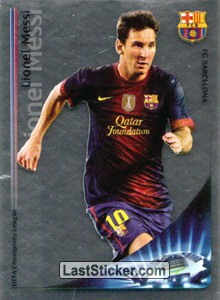 Lionel Messi - Key Player (FC Barcelona)