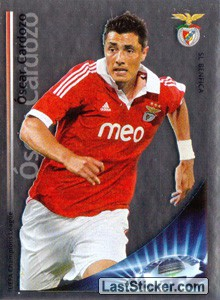 Óscar Cardozo - Key Player (SL Benfica)