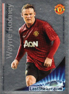Wayne Rooney - Key Player (Manchester United FC)