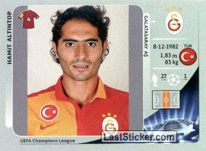 Hamit Altintop (Galatasaray AŞ)