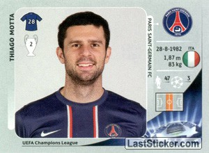 Thiago Motta (Paris Saint-Germain FC)
