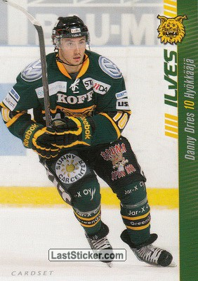 Danny Dries (Ilves Tampere)
