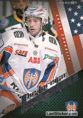 Chris Connolly (Tappara Tampere)
