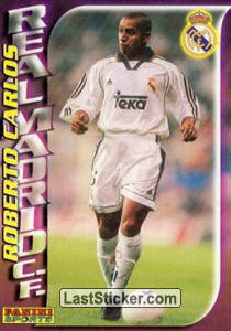 Roberto Carlos (Real Madrid C.F.)