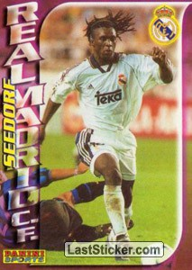 Clarence Seedorf (Real Madrid C.F.)