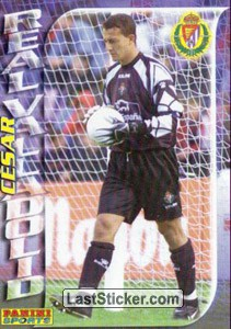 Cesar Sanchez (Real Valladolid)