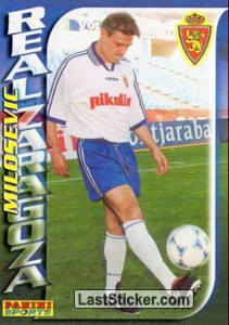 Savo Milosevic (Real Zaragoza)