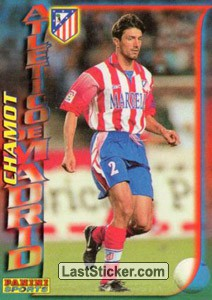 Jose Antonio Chamot (Atletico de Madrid)
