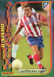 "Osvaldo Junior""Juninho"" (Atletico de Madrid)"