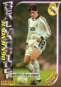 Perica Ognjenovic (Real Madrid C.F.)