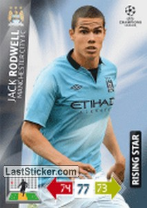 Jack Rodwell (Manchester City FC)