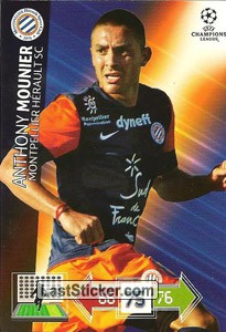 Anthony Mounier (Montpellier Hérault FC)