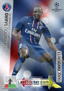 Mamadou Sakho (Paris Saint-Germain FC)