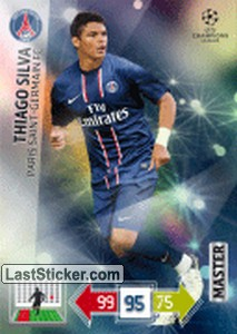 Thiago Silva (Paris Saint-Germain FC)