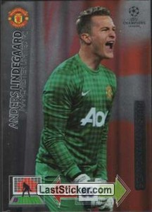 Anders Lindegaard (Manchester United FC)