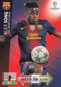Alex Song (FC Barcelona)