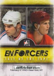 Tie Domi / Bob Probert (Tale Of The Tape)