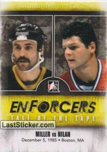 Jay Miller / Chris Nilan (Tale Of The Tape)