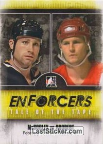 Marty McSorley / Bob Probert (Tale Of The Tape)