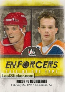 Joey Kocur / Kelly Buchberger (Tale Of The Tape)