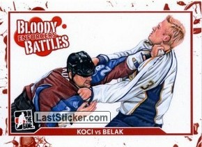 David Koci / Wade Belak (Bloody Battles)
