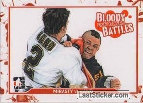 Jon Mirasty / Ryan Hand (Bloody Battles)