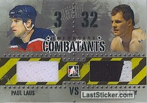 Paul Laus / Rob Ray (Combatants)