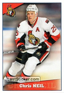 Chris Neil (Ottawa Senators)