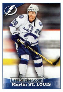Martin St.Louis (Tampa Bay Lightning)