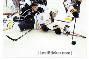 Premiere NHL (puzzle 2) (Buffalo Sabres / Los Angeles Kings)
