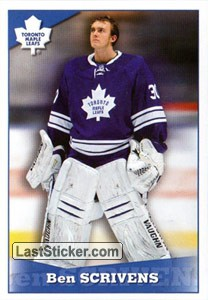 Ben Scrivens (Toronto Maple Leafs)