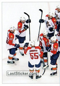 Southeast Division Winner (puzzle 1) (Florida Panthers)