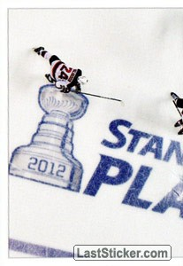 Stanley Cup Playoffs (puzzle 1) (New Jersey Devils)